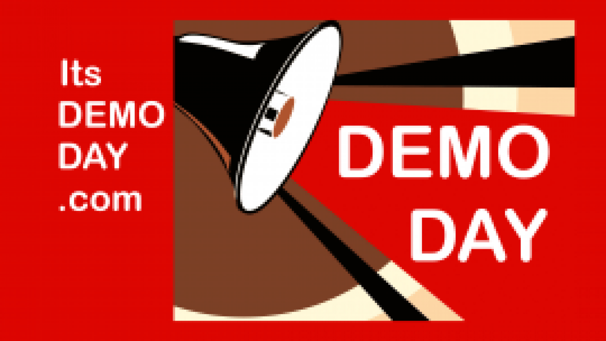 It's DEMO DAY ! - student project