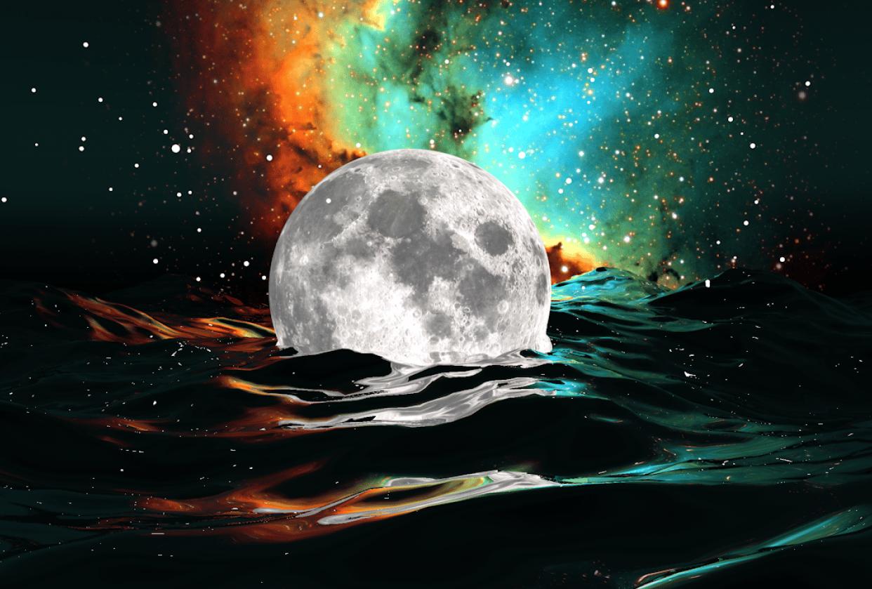 Mooney Mc moon - student project