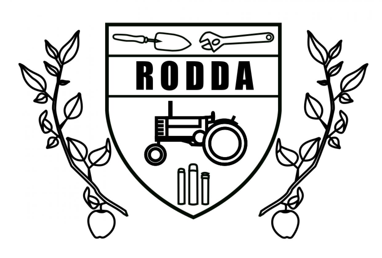 Rodda Family Crest - student project