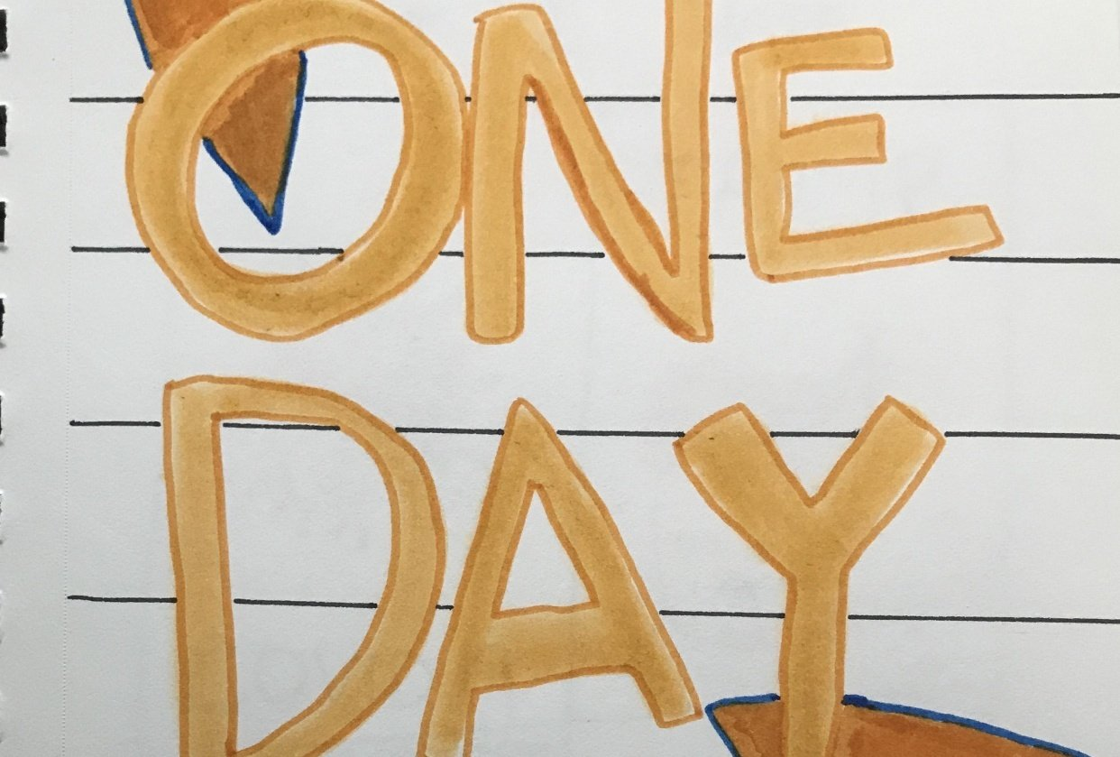 One Day At A Time - student project