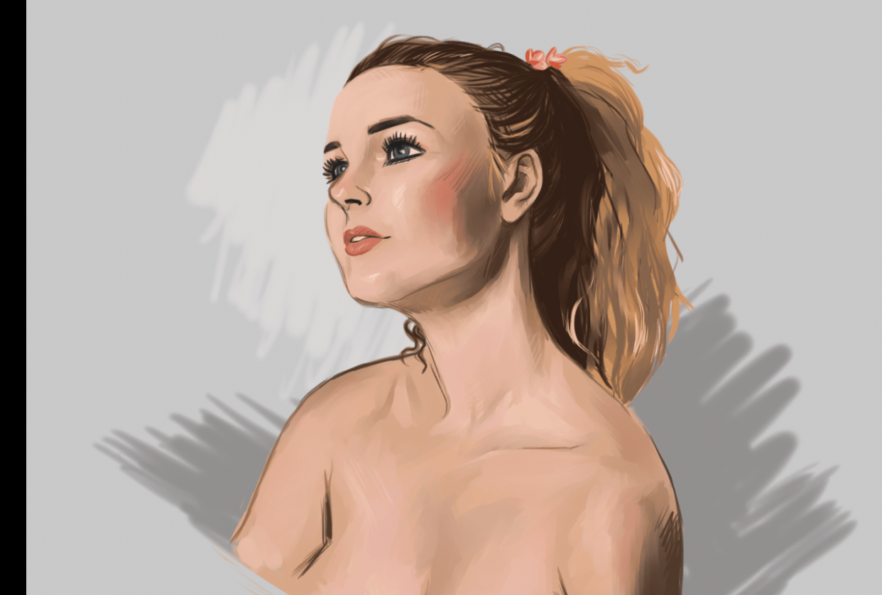 Croquis Light Study - student project