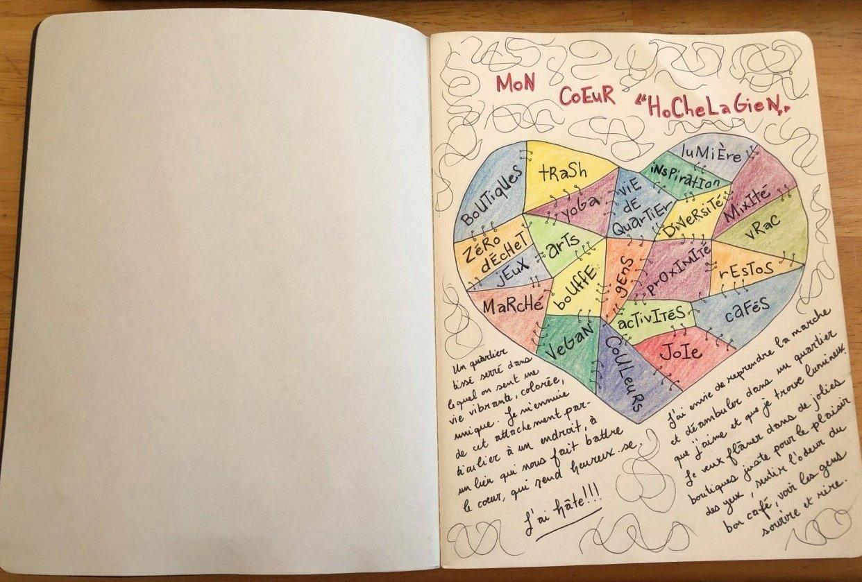 Mon coeur «hochelagien» - student project