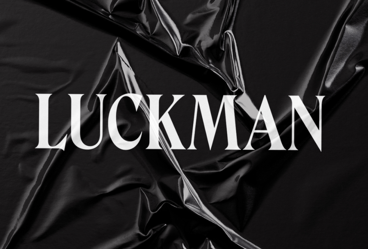 Luckman.co - student project