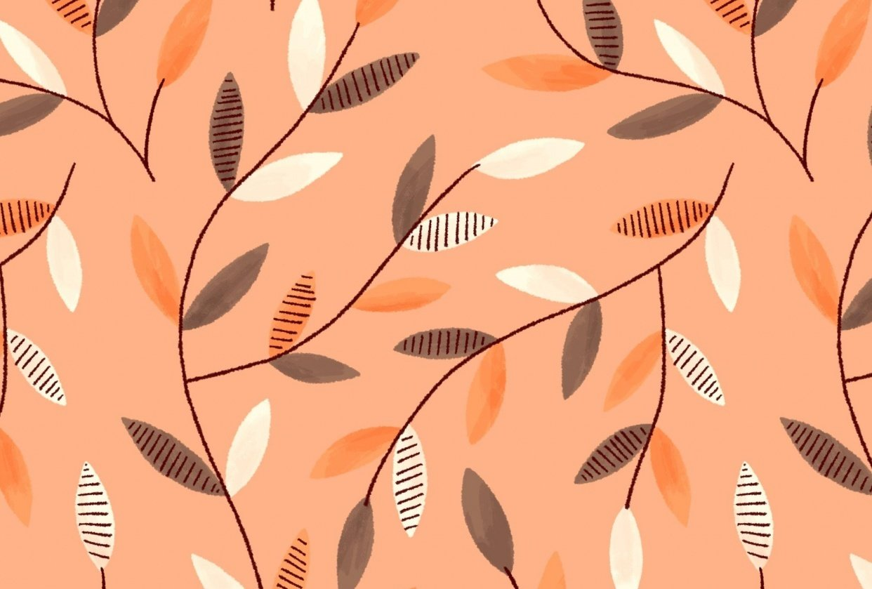 Patterns In Procreate - student project