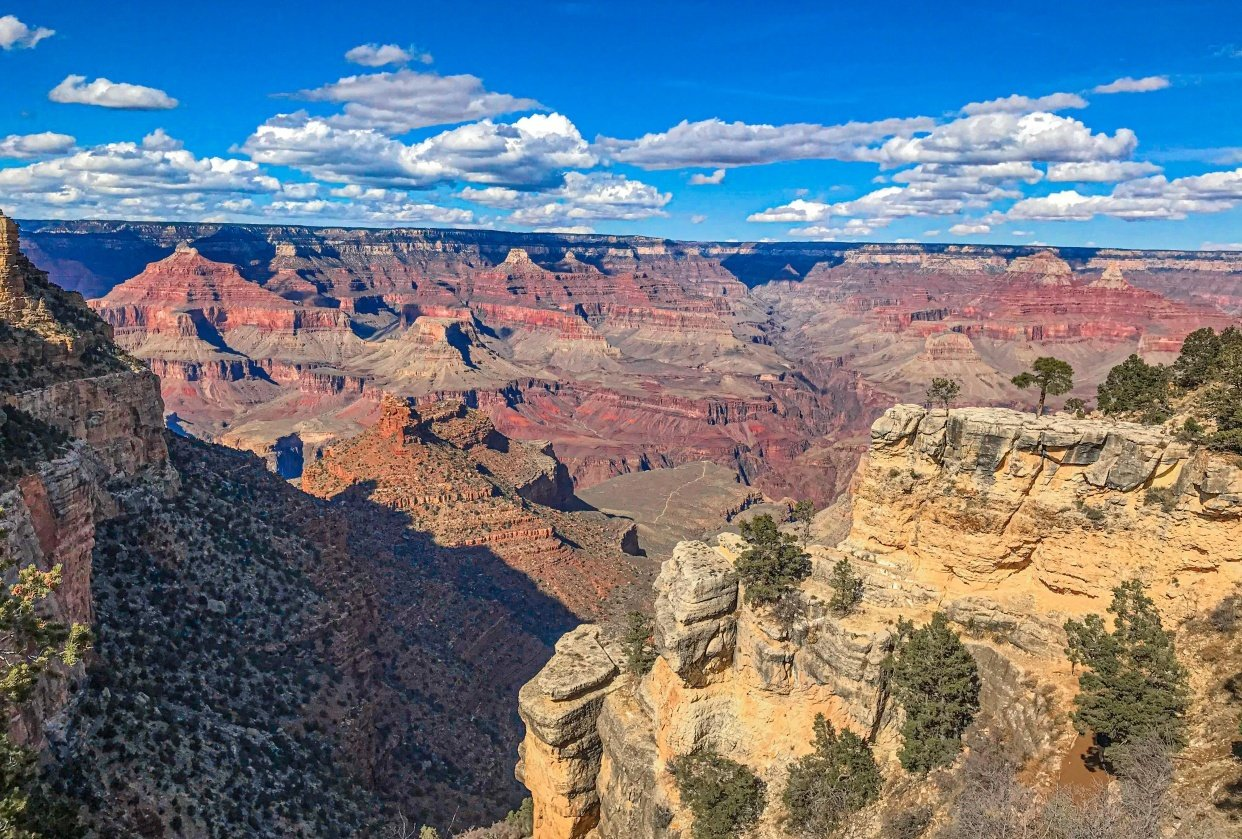 Grand Canyon - student project