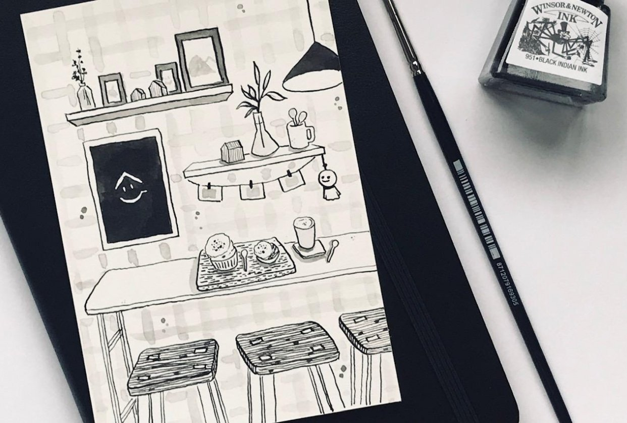 Restaurants that I missed - student project