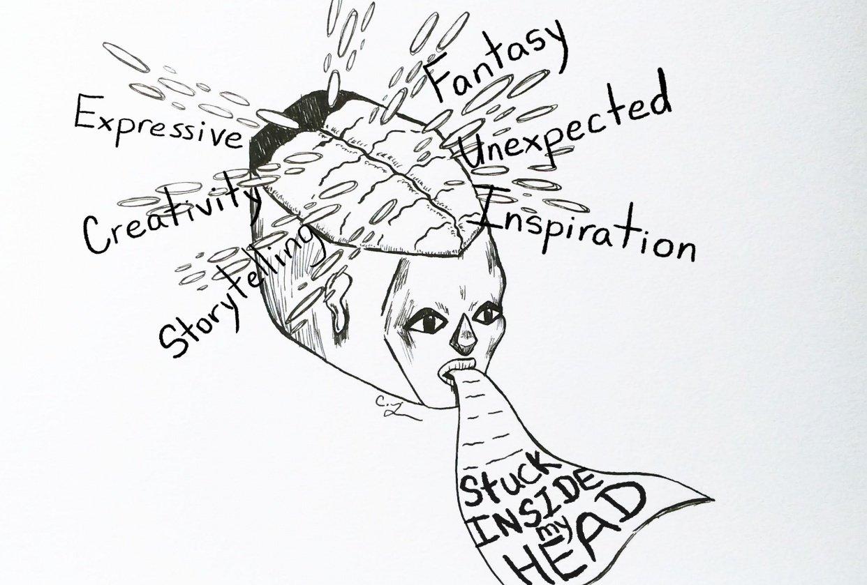 Iconic Illustration - student project