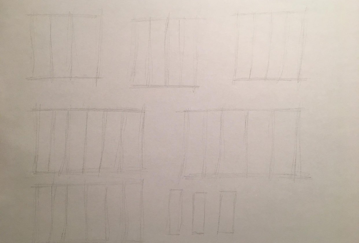 Straight Lines and their Shapes - student project