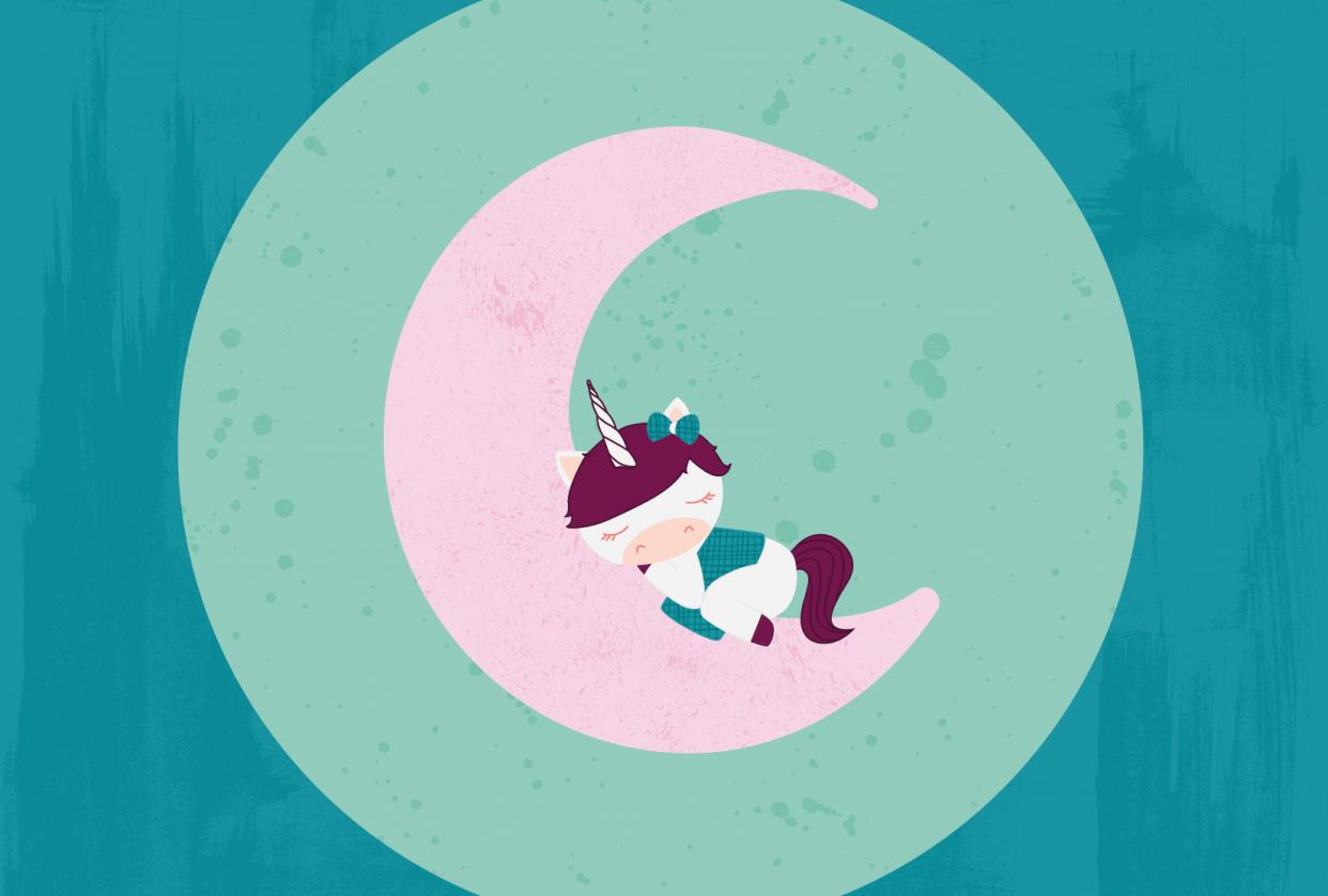 Unicorn Textures - student project