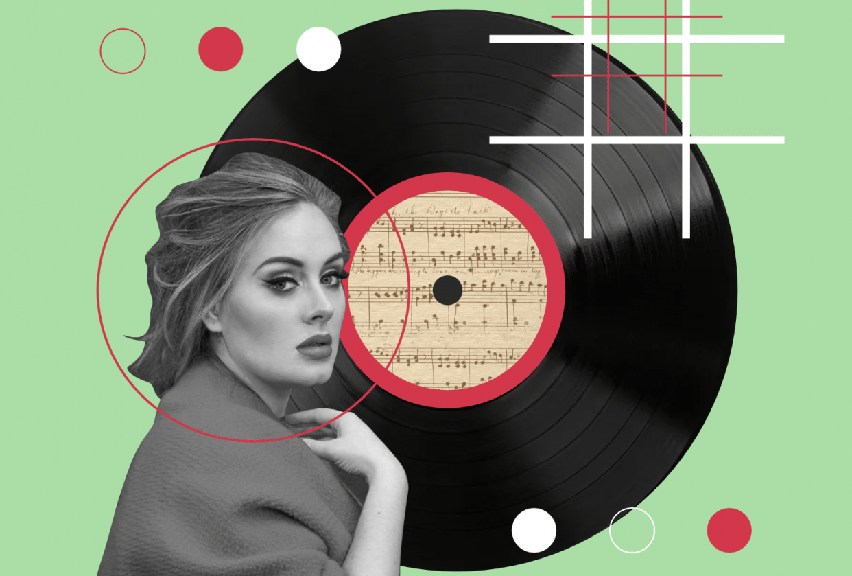 Adele - student project