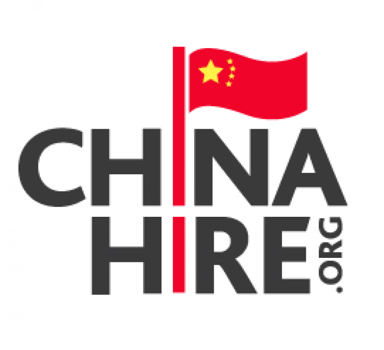 China Hire - student project