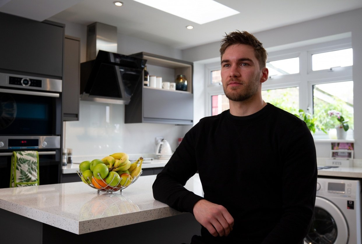 Kitchen Interview - student project