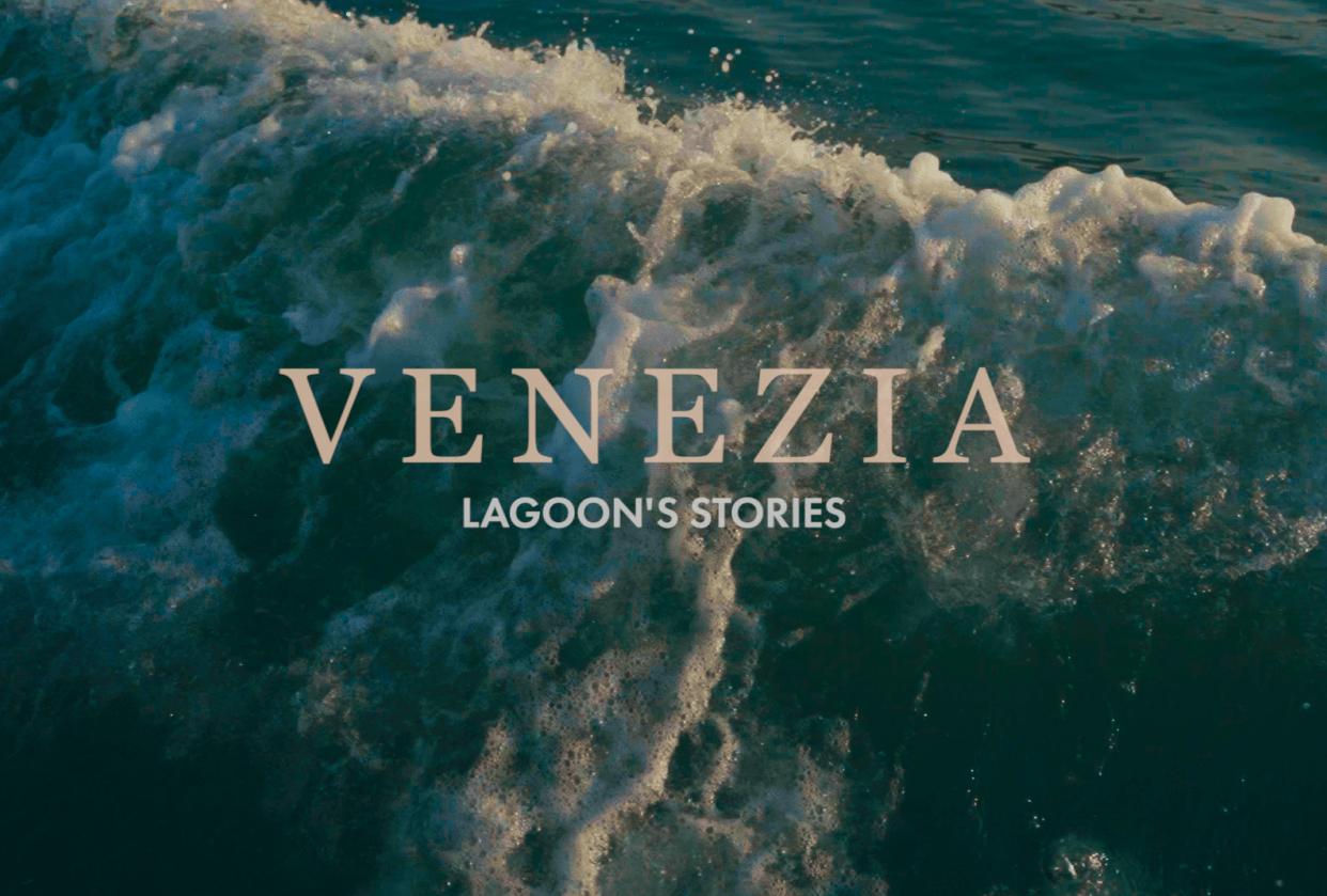 Venezia - Lagoon's Stories - student project