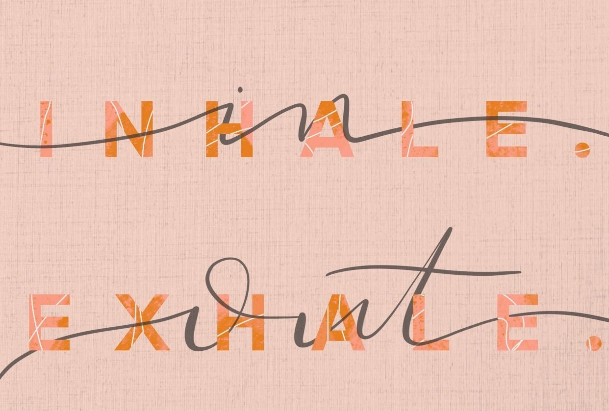 INHALE [in] EXHALE [out] - student project