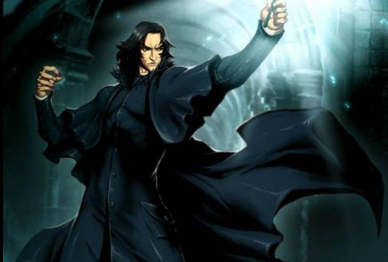 Severus Snape - student project