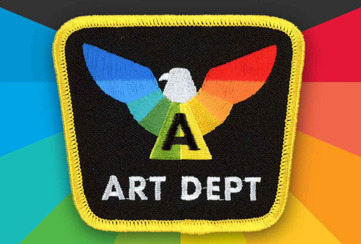 Art Dept - student project