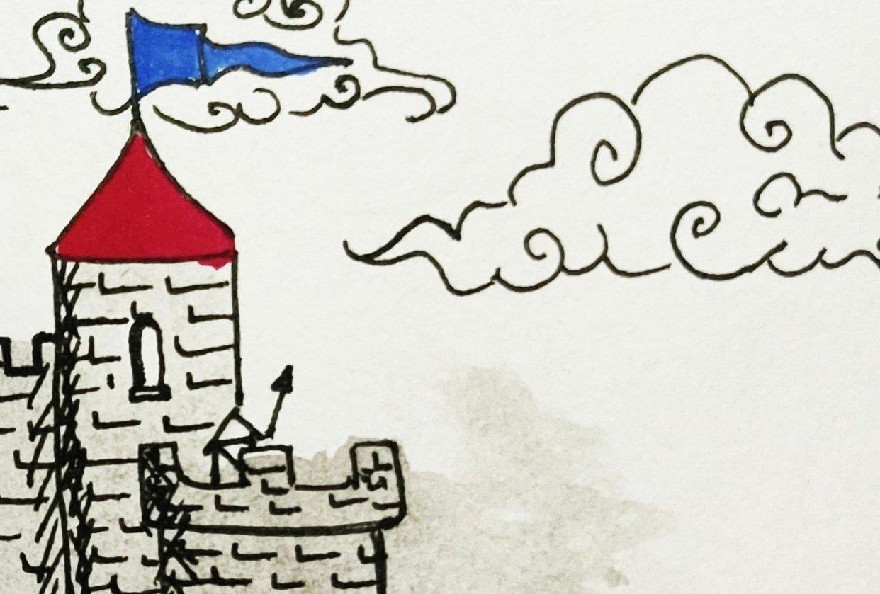 Castle Rock - student project