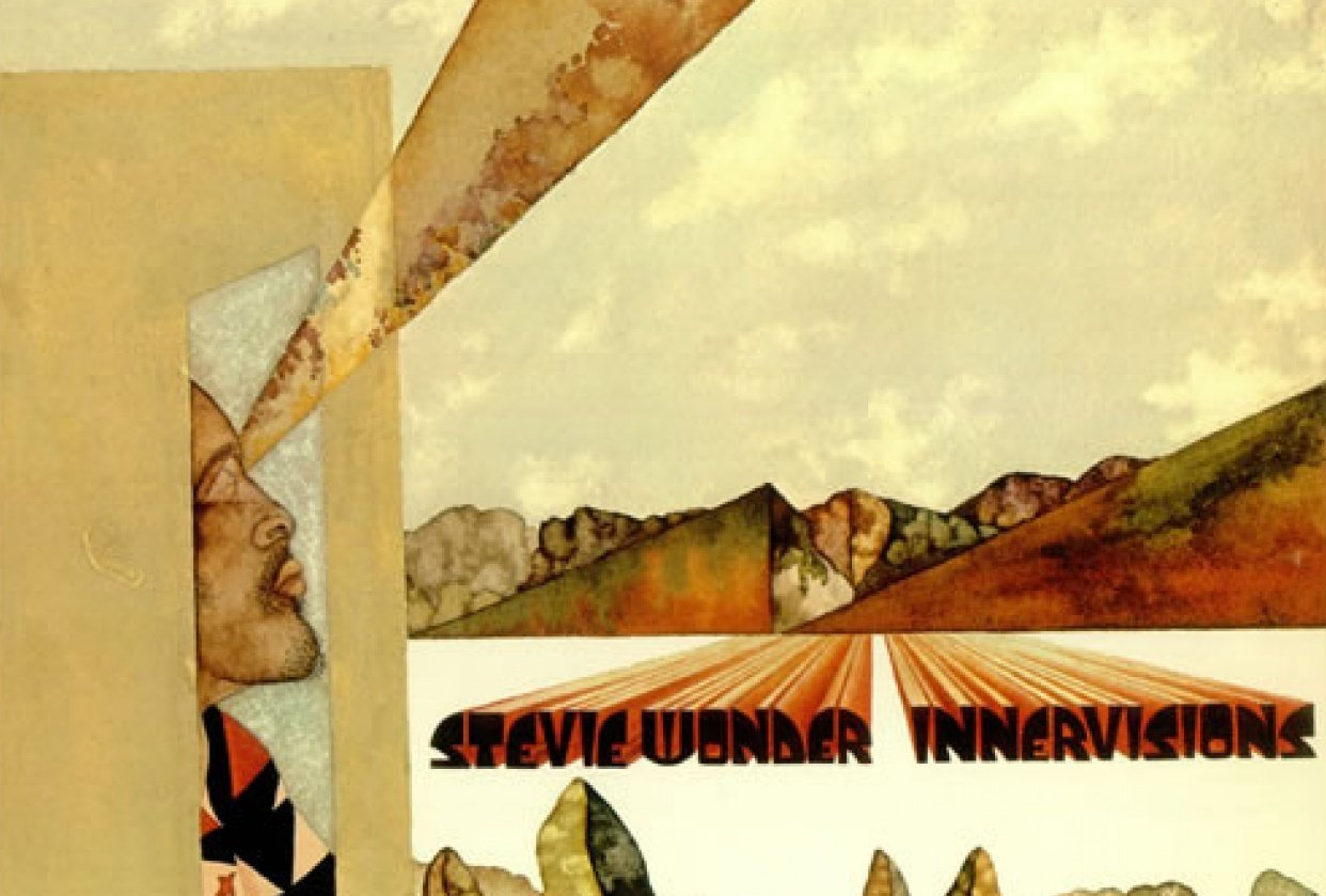 Innervisions Album Cover - student project