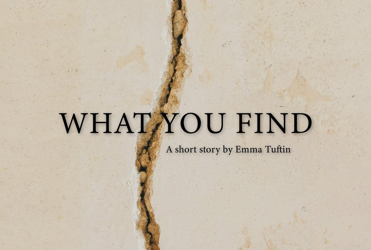 What You Find (Draft 2) - student project