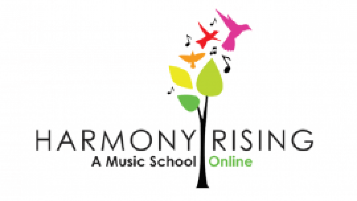 Harmony Rising: A Music School Online - student project