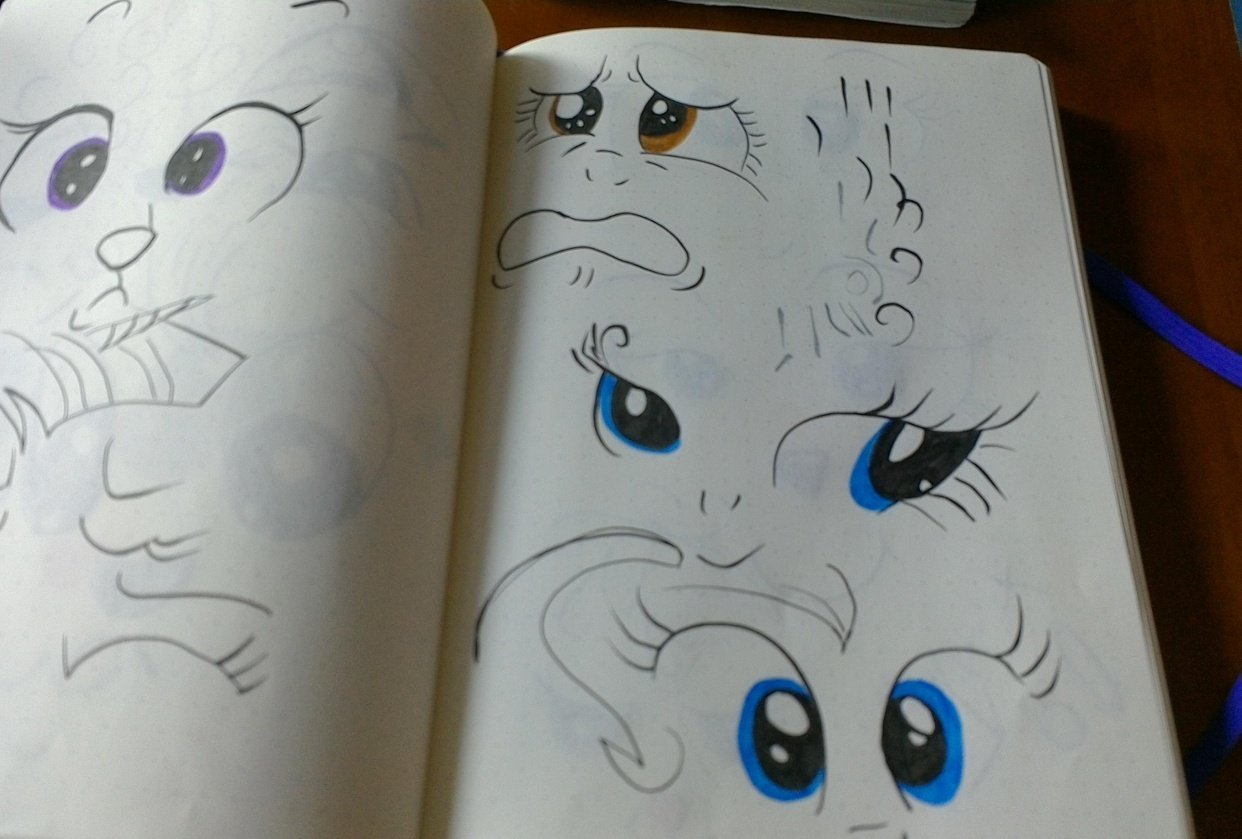 Eyes, eyes, and more eyes! - student project