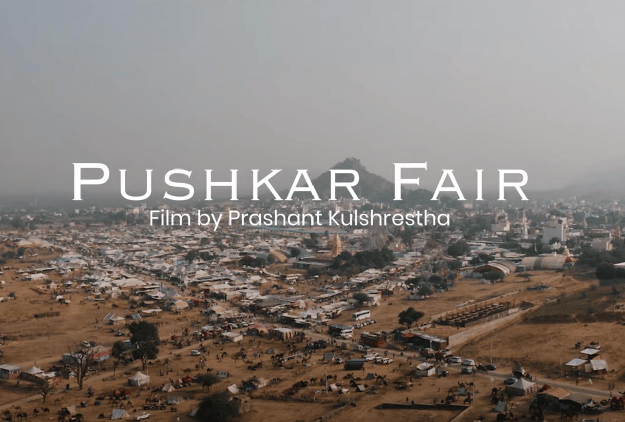 Pushkar India Trip - student project