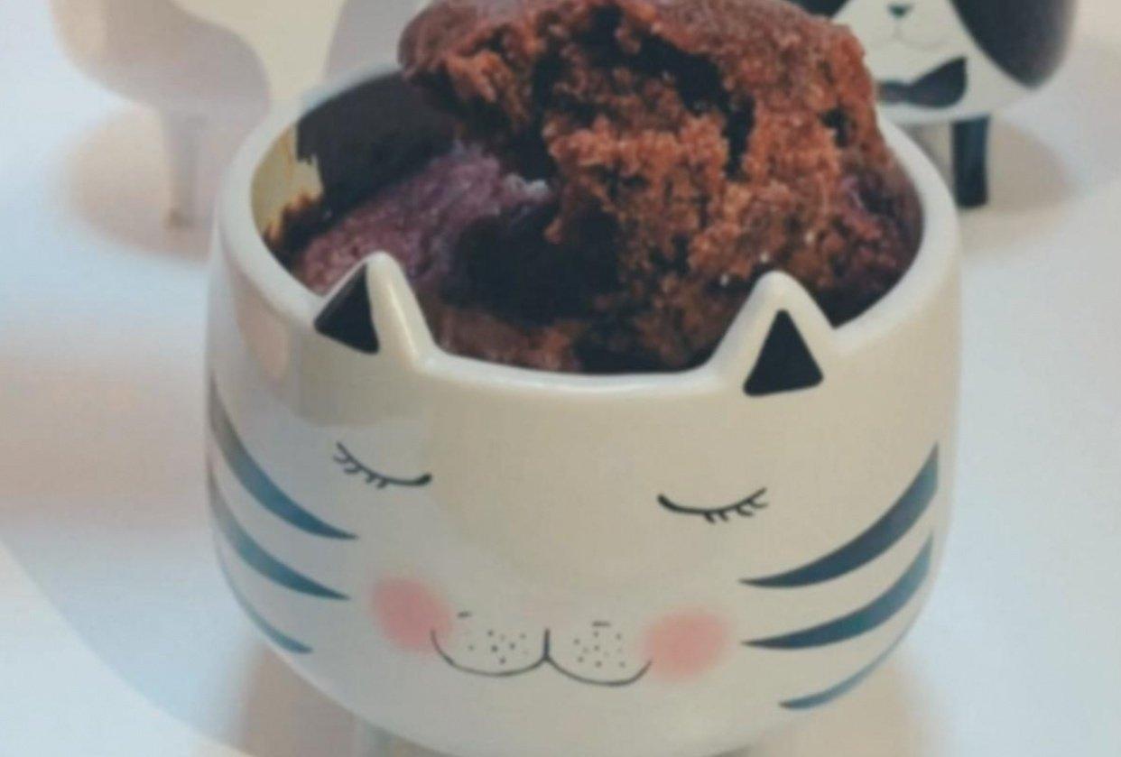Mug cake! - student project
