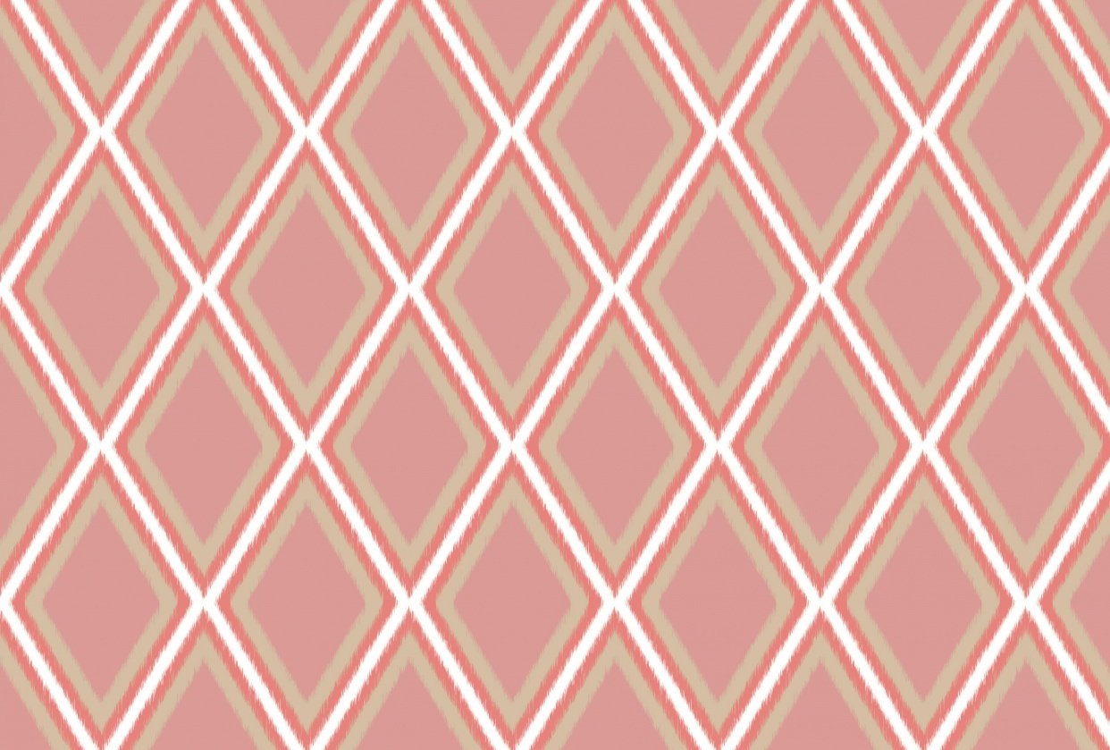 Ikat Pattern - student project
