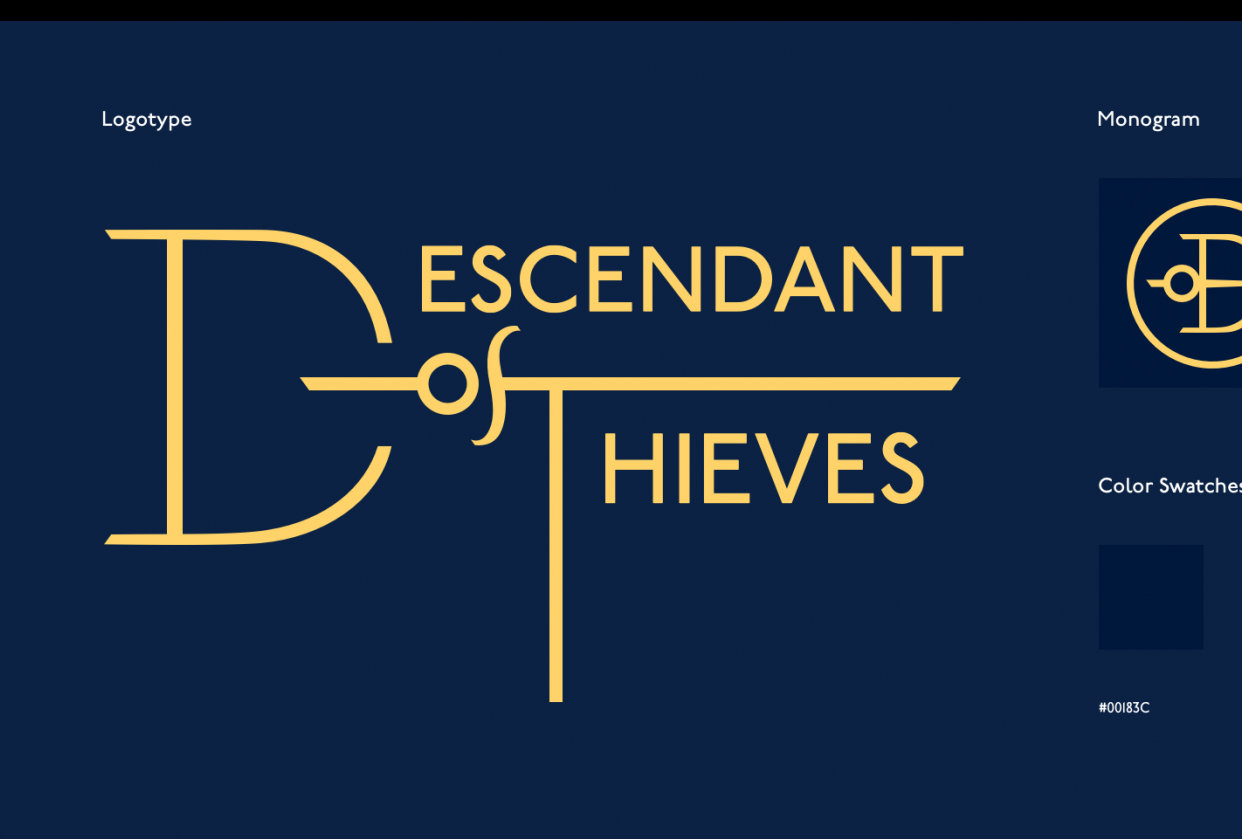 Descendant of Thieves - student project