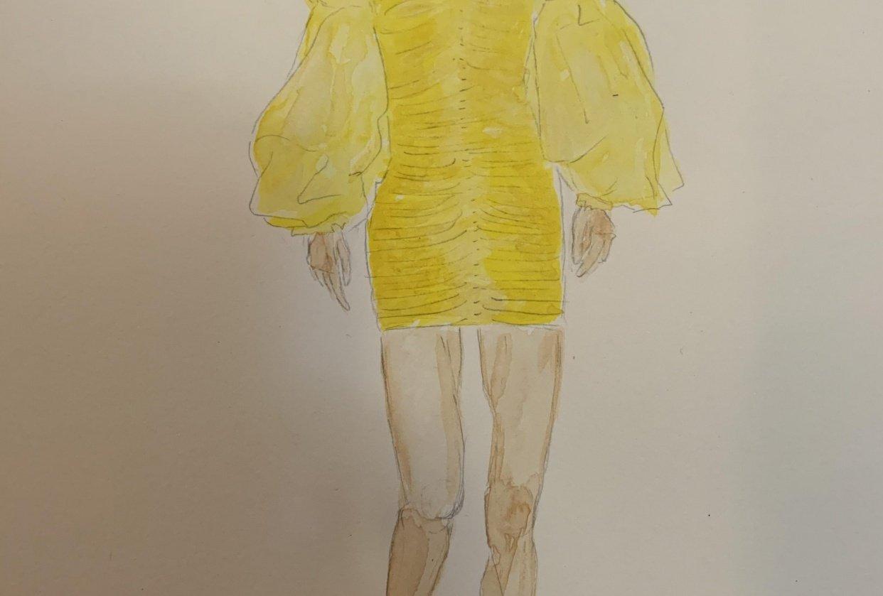 Copenhagen Fashion week AW19 - student project