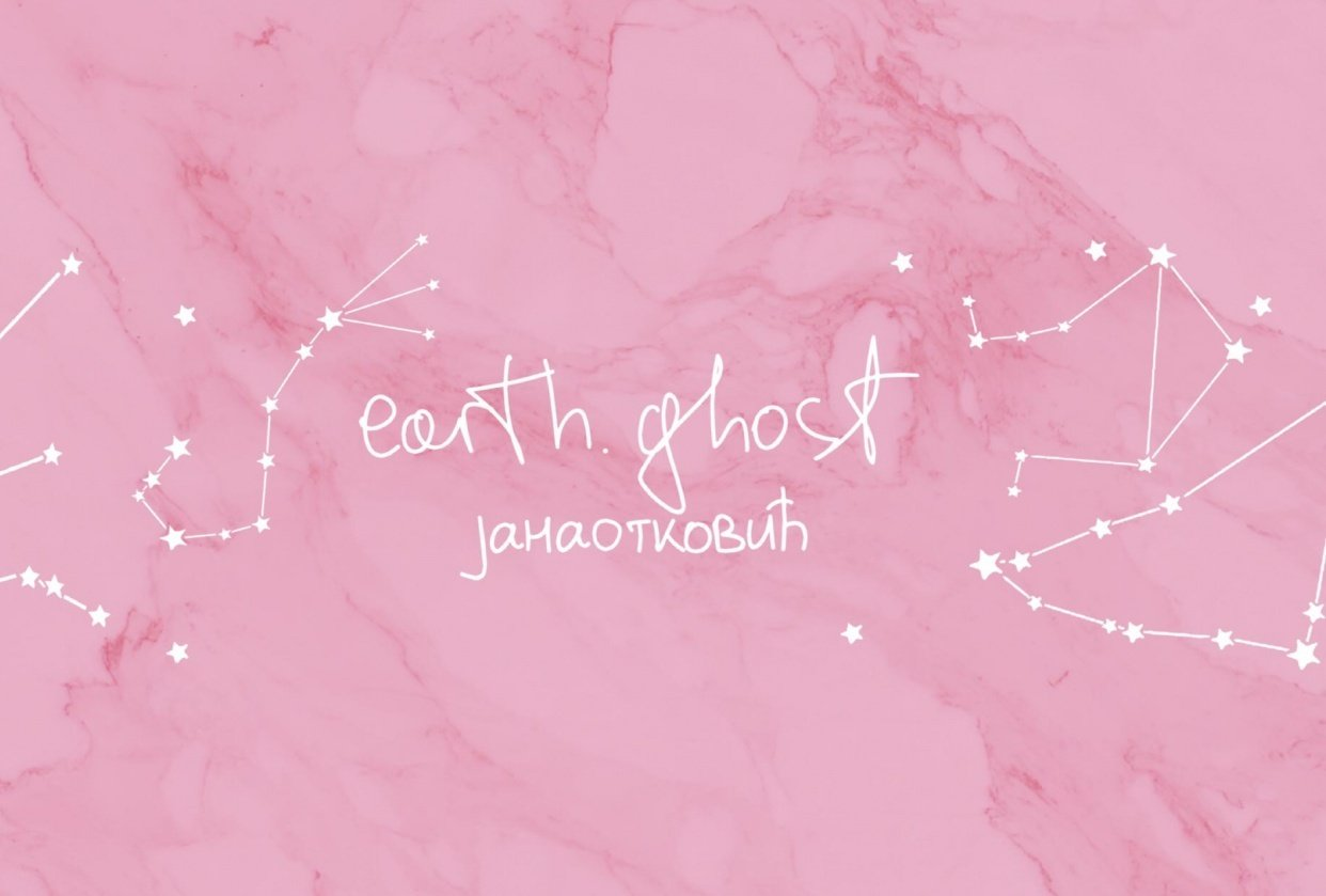 Earth ghost YouTube channel - student project