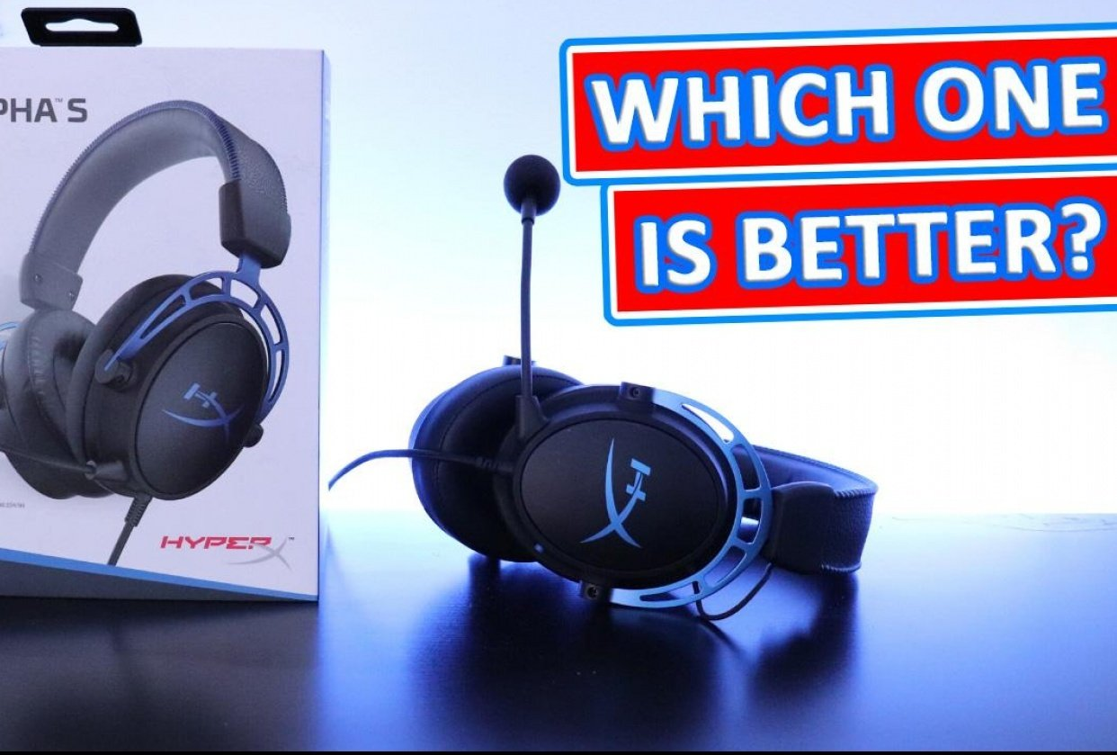 HyperX Cloud Alpha S VS HyperX Cloud 2 - Full Unboxing with DETAILED Review - student project