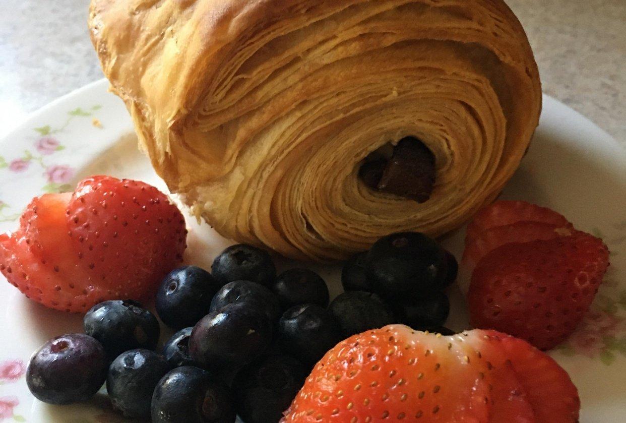 """Quarantine"" Croissants - student project"
