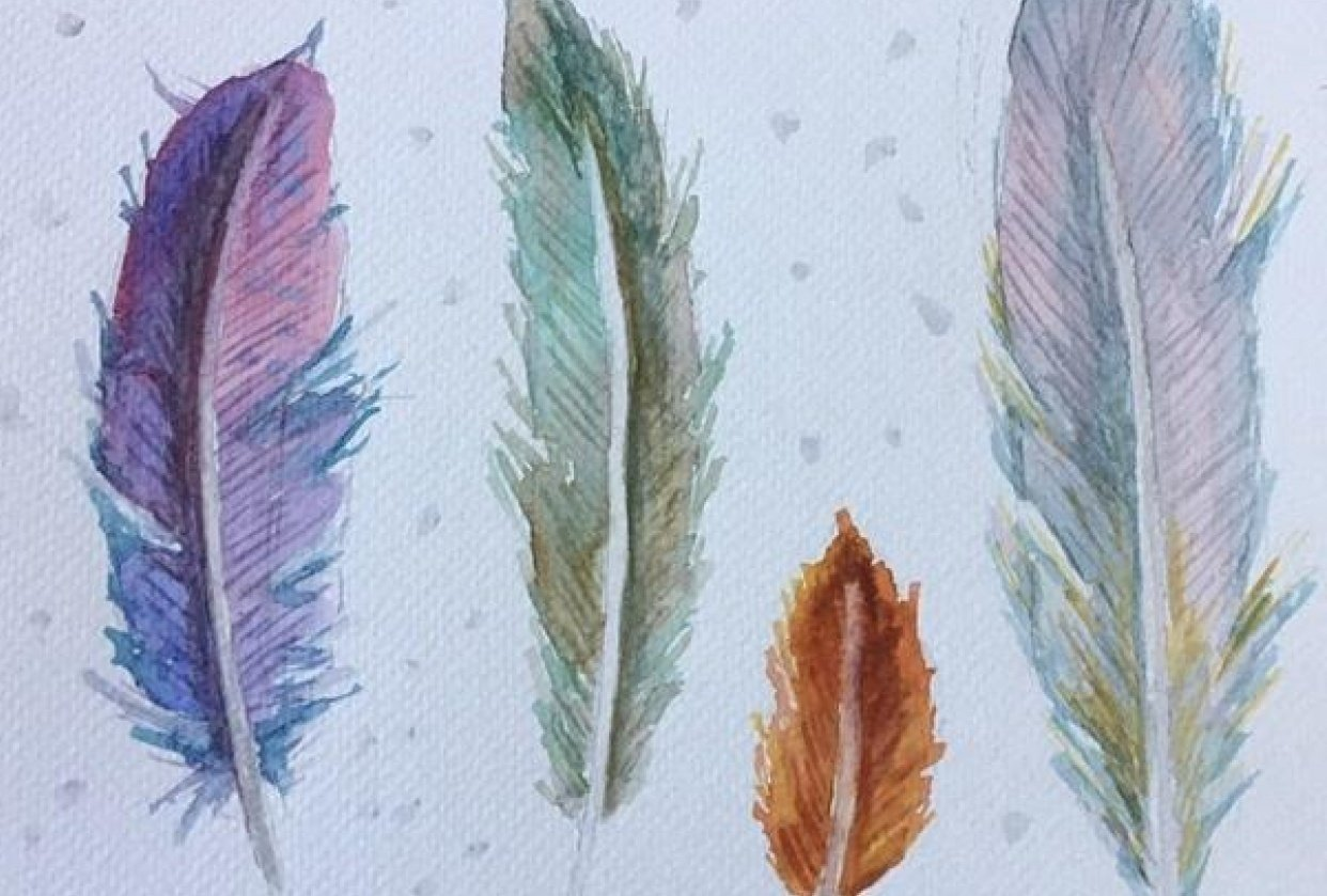 Feathers - student project