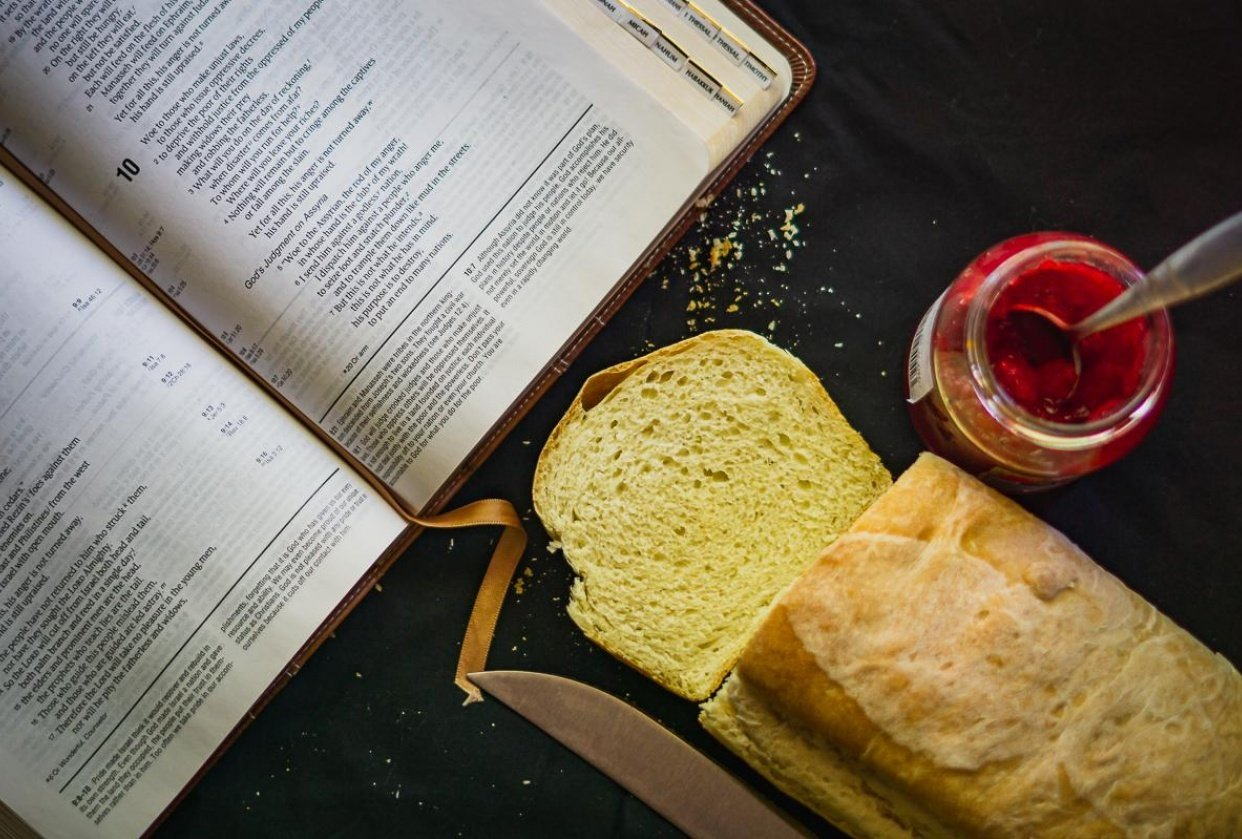 Bread and Bread of Life - student project