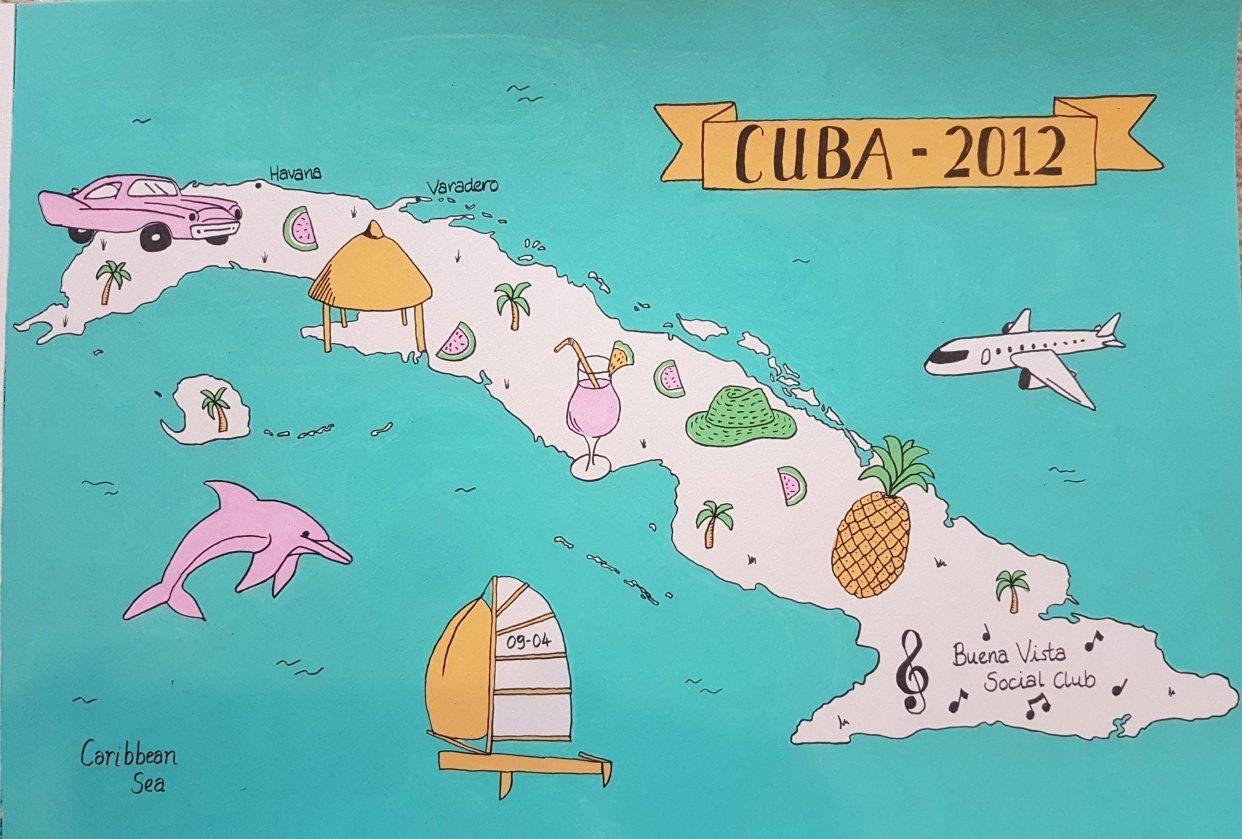 Cuba - student project