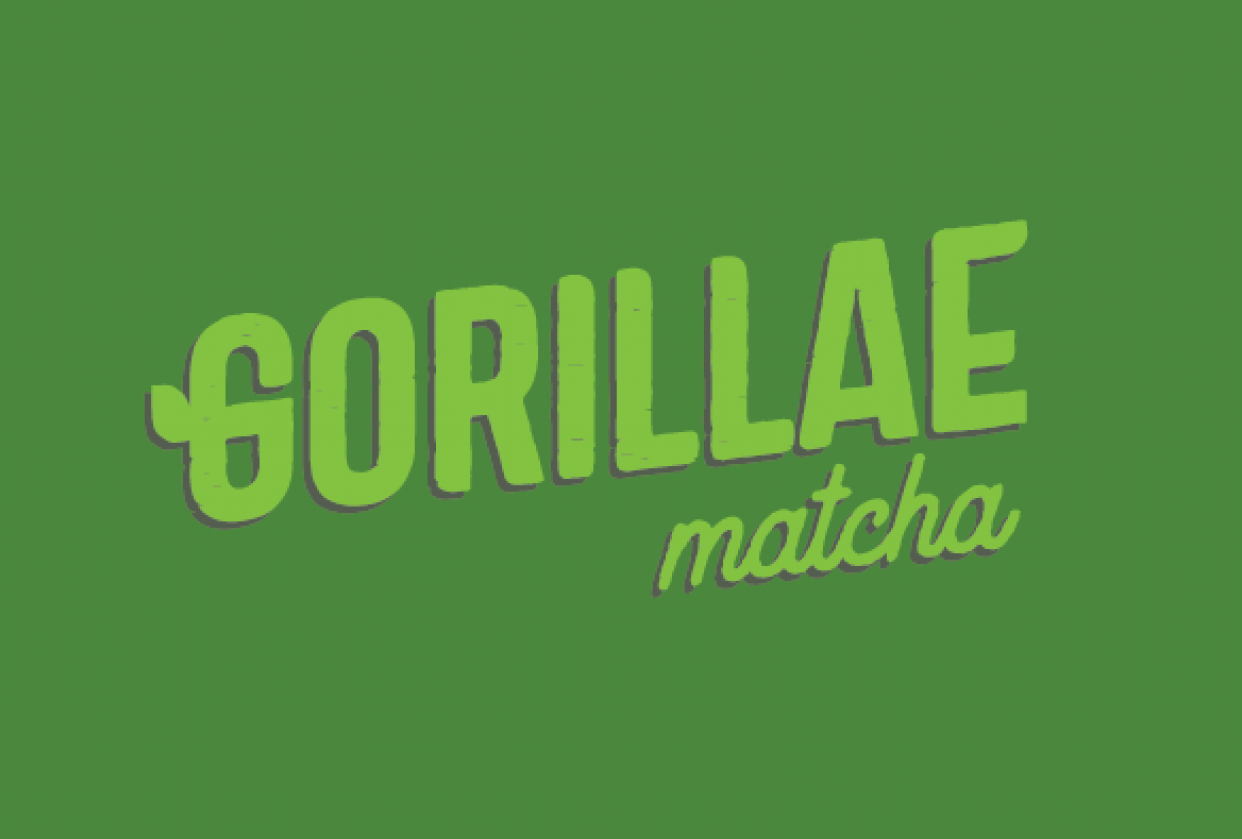 Gorillae Matcha - student project