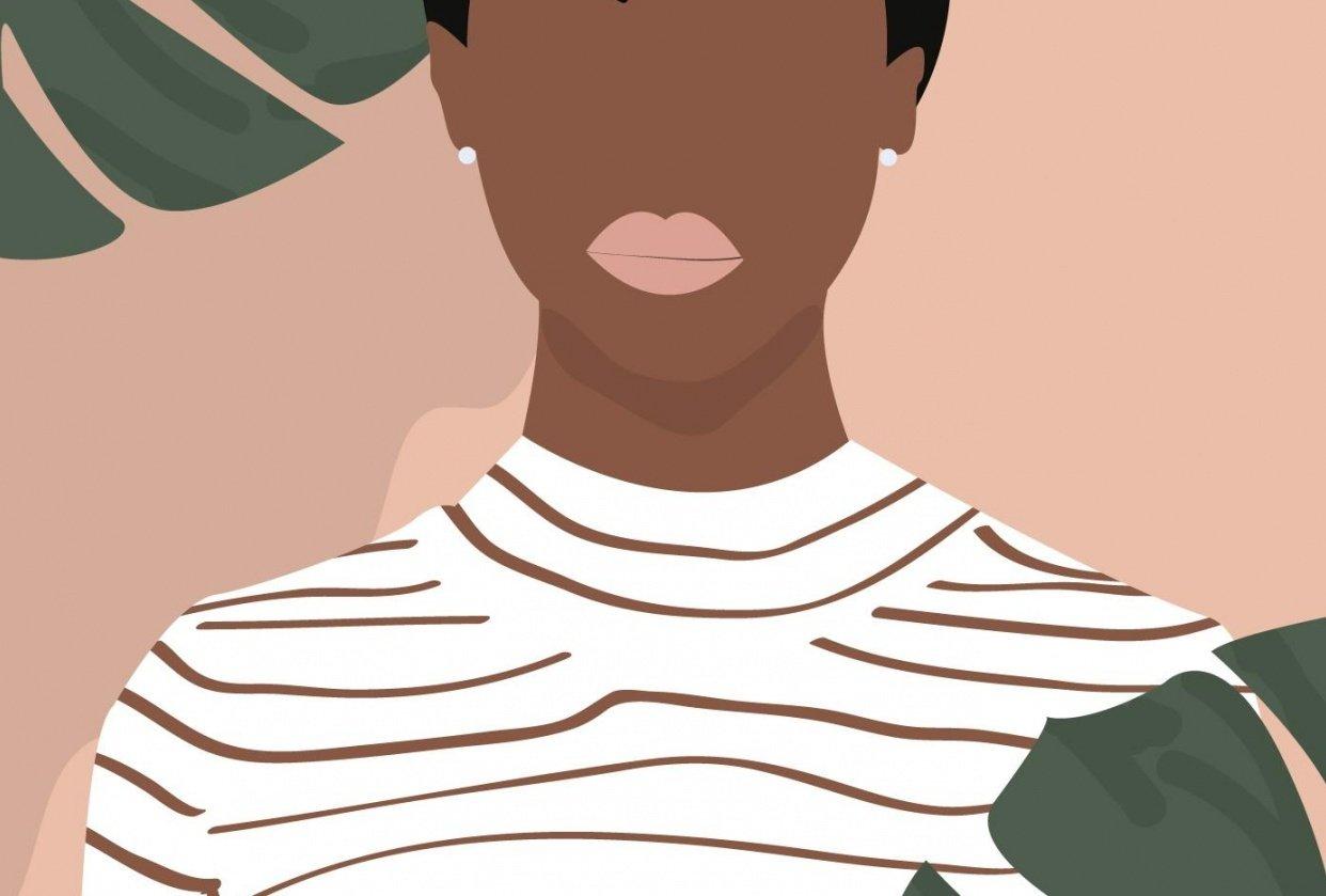 Flat Illustration - student project