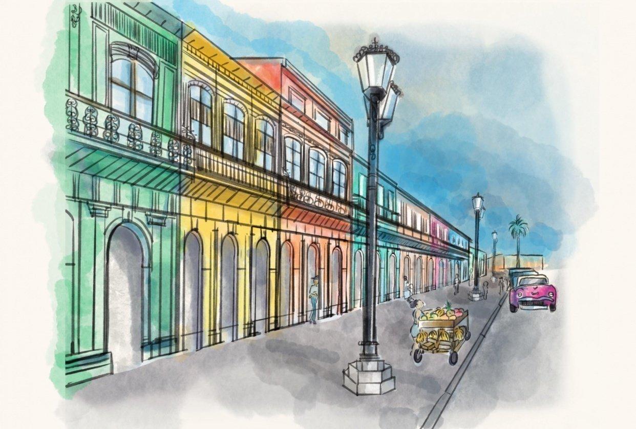 Havana - student project