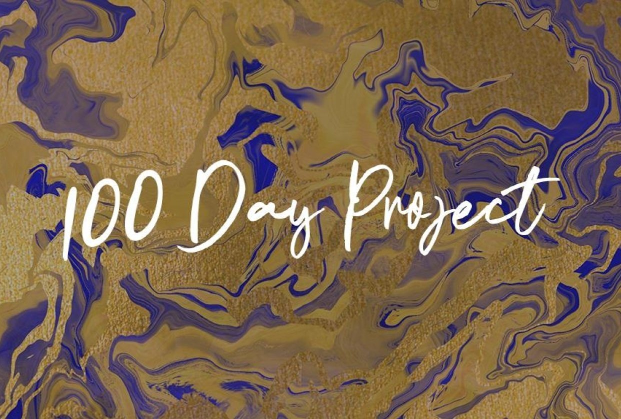 100 day project description - student project
