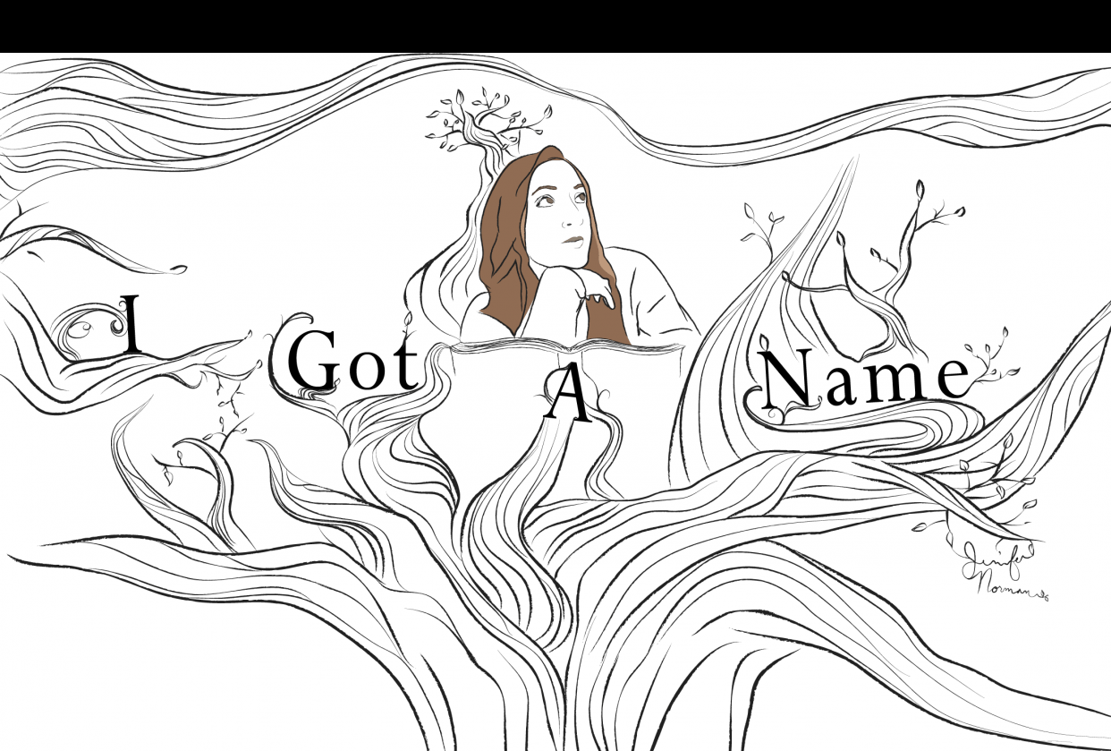 Inspired by a Name. - student project