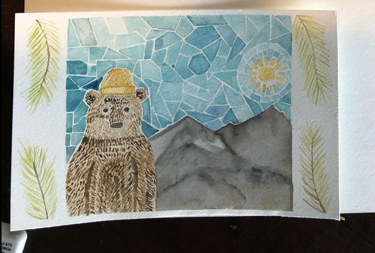 Texture Patches and Final Project - student project