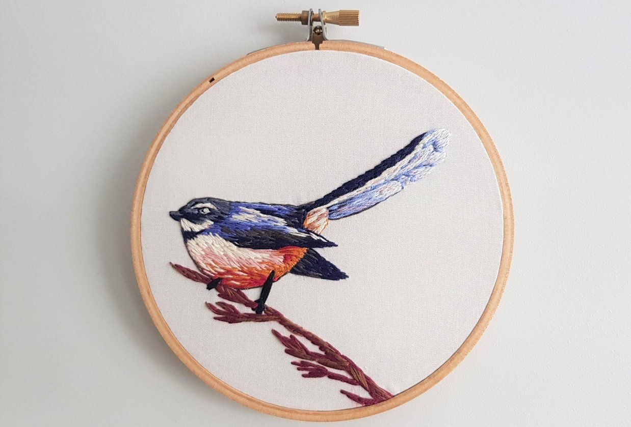 Fantail - student project