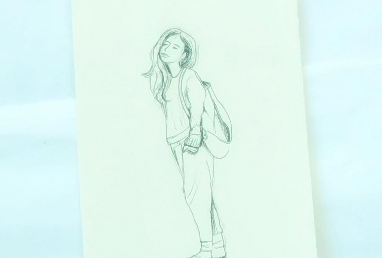 Minimal Sketching - student project