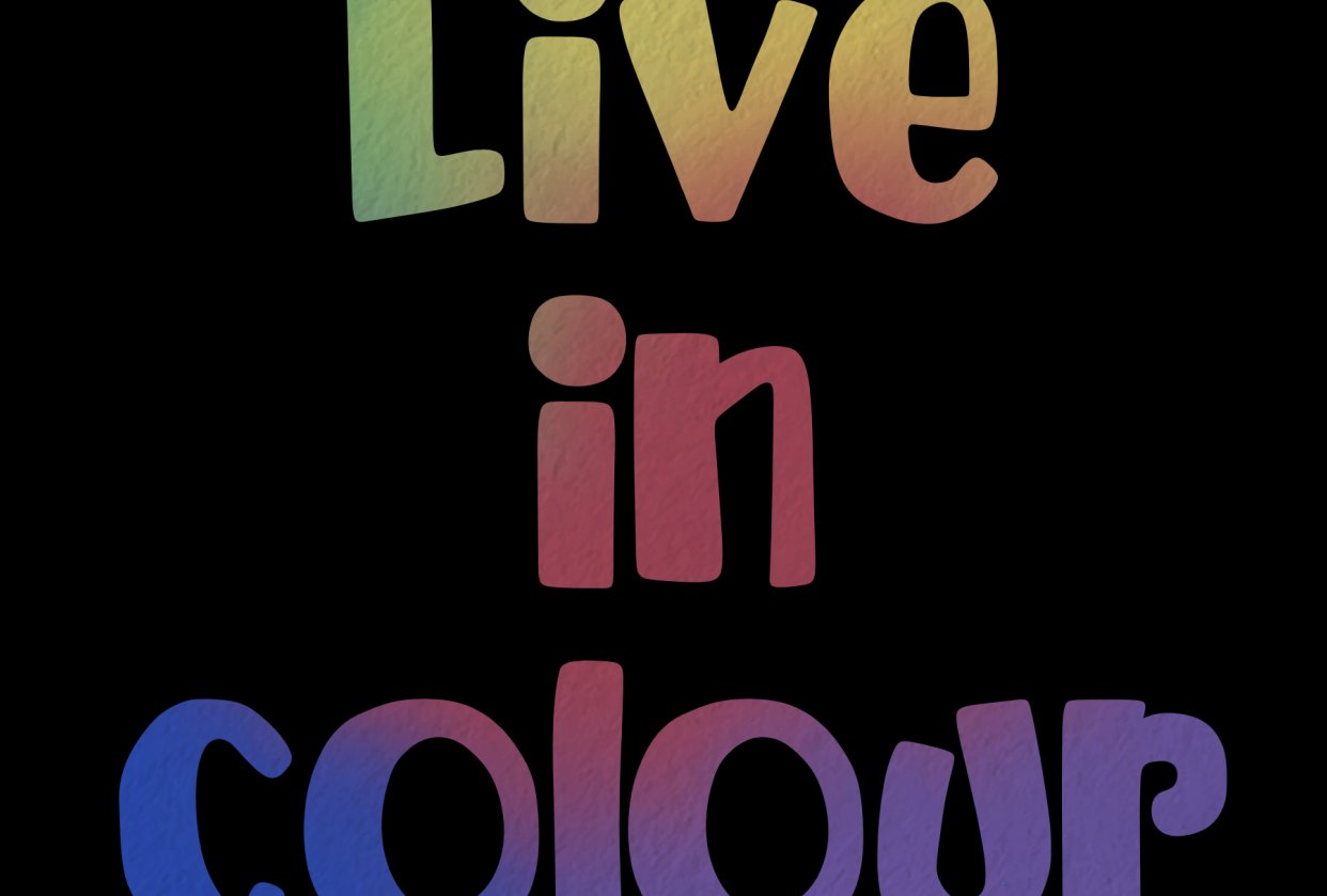 Live in colour - student project