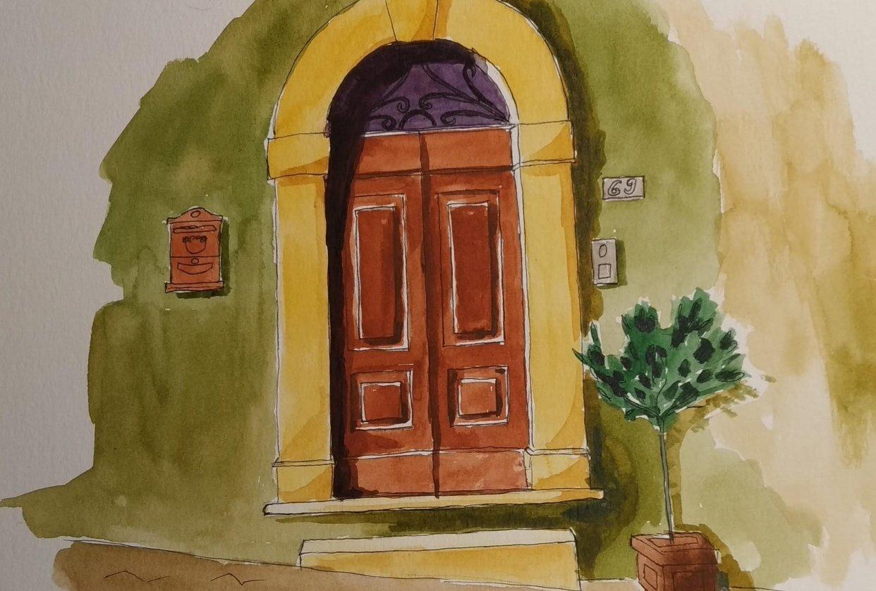 Door - student project