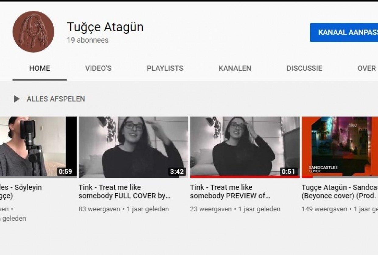 Tugçe Atagün - student project