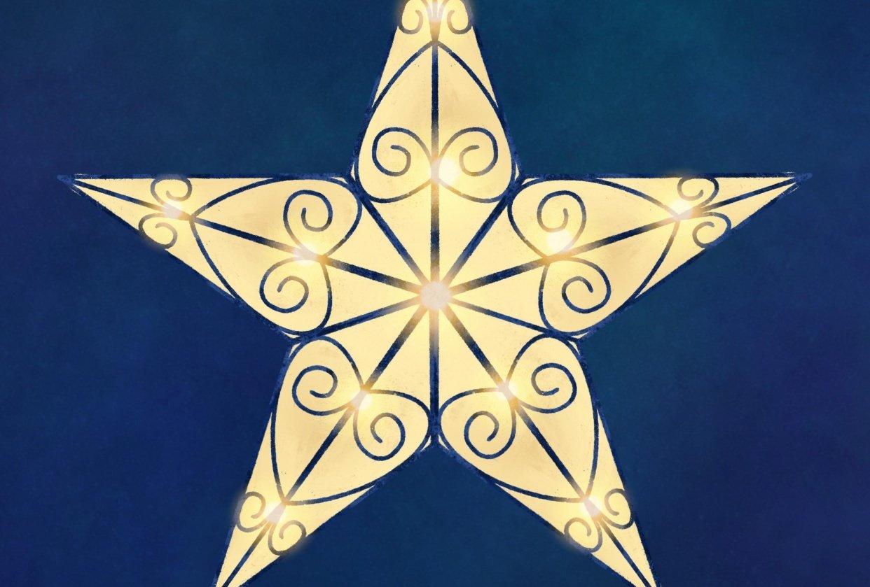 Lightning Star - student project