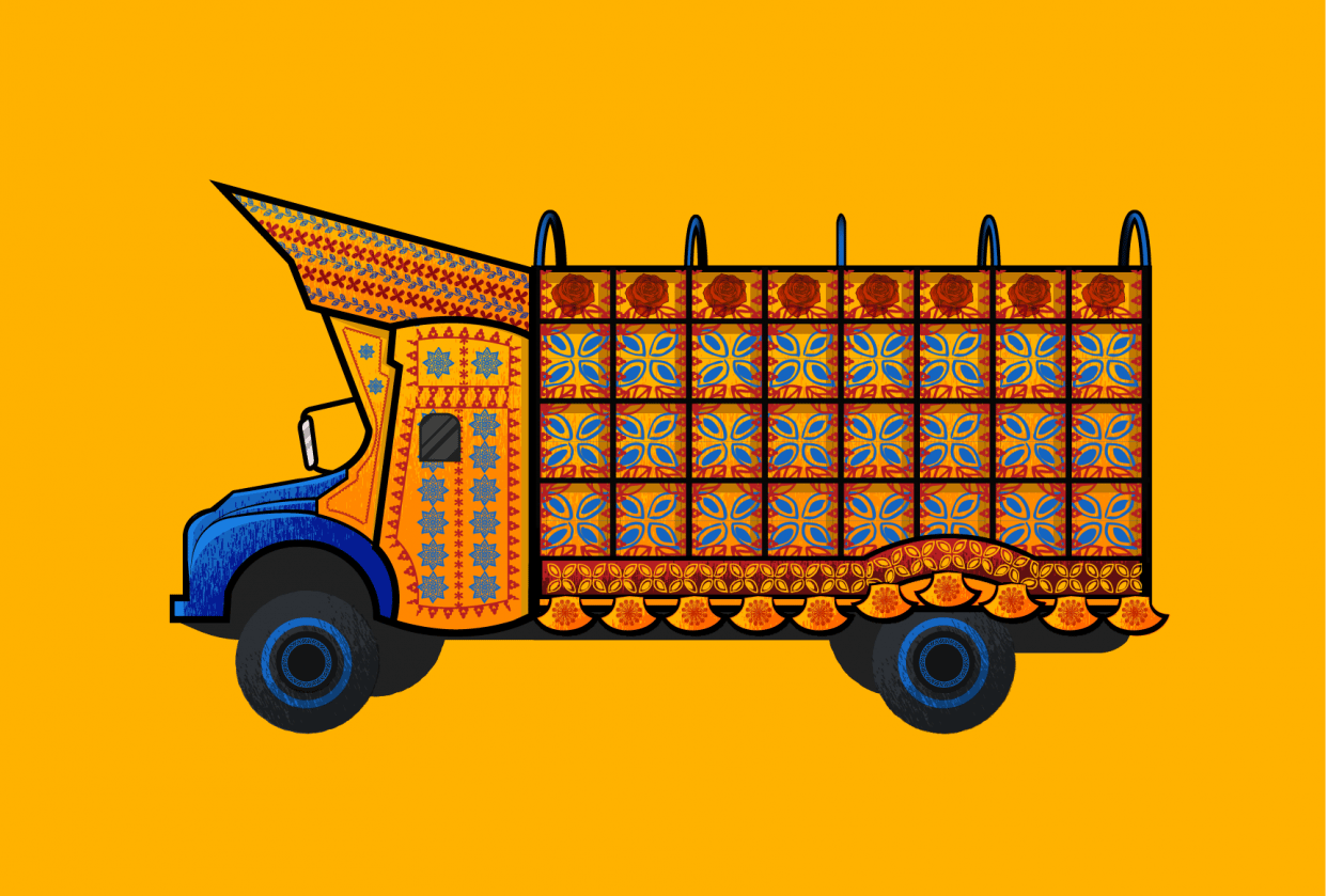 LKW - student project