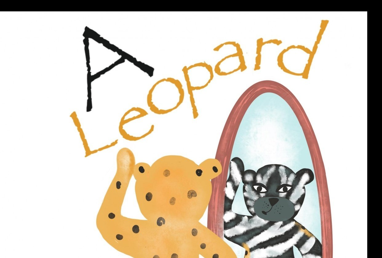 Lisa Mellows- A Leopard can't change his spots - student project